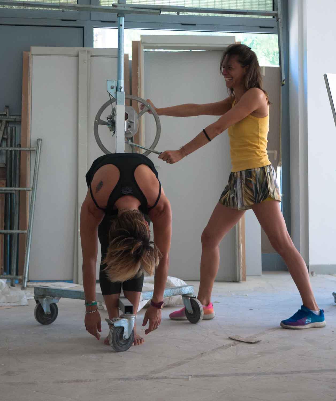 Pilates ed endorfine: come ti tiro su il morale!